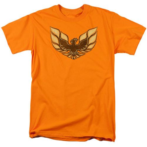 Image for Pontiac T-Shirt - Ross 1975 Bird
