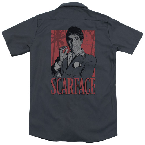 Image for Scarface Dickies Work Shirt - Tony