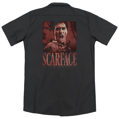 Image for Scarface Dickies Work Shirt - Opportunity
