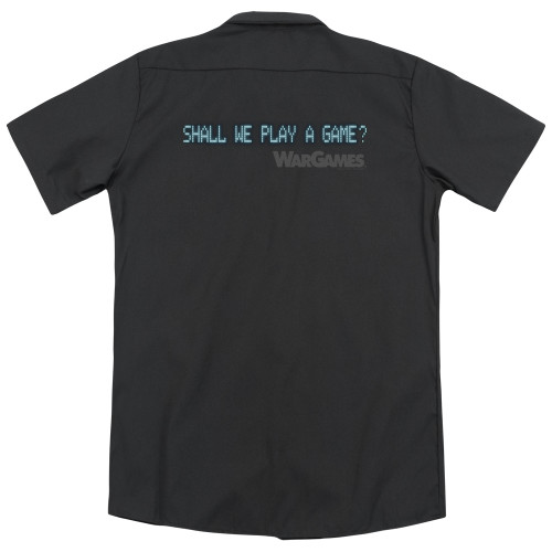 Image for Wargames Dickies Work Shirt - Shall We