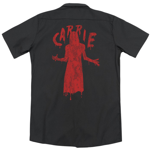 Image for Carrie Dickies Work Shirt - Silhouette