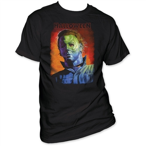 Image for Halloween 2 Mike Myers T-Shirt