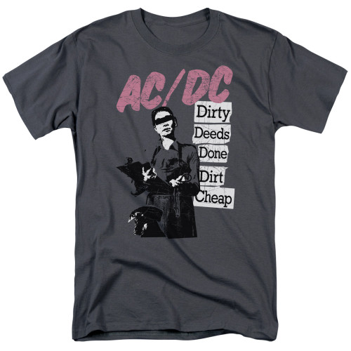 Image for AC/DC T-Shirt - Dirty Deeds