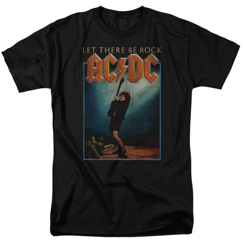 Image for AC/DC T-Shirt - Let There Be Rock