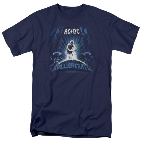 Image for AC/DC T-Shirt - Ballbreaker