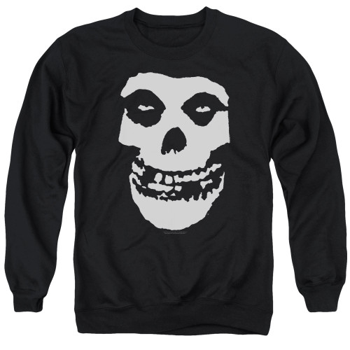 Image for The Misfits Crewneck - Fiend Skull
