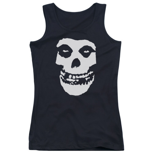 Image for The Misfits Girls Tank Top - Fiend Skull