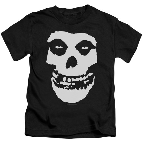 Image for The Misfits Kids T-Shirt - Fiend Skull