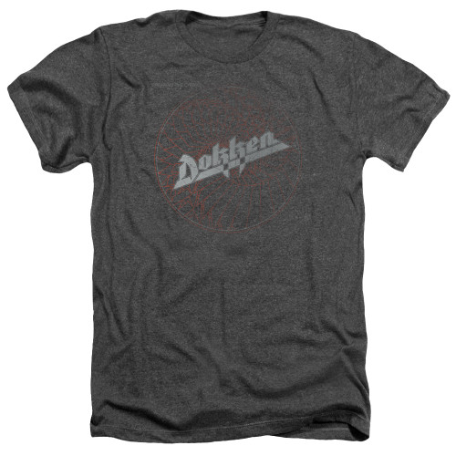 Image for Dokken Heather T-Shirt - Break the Chains