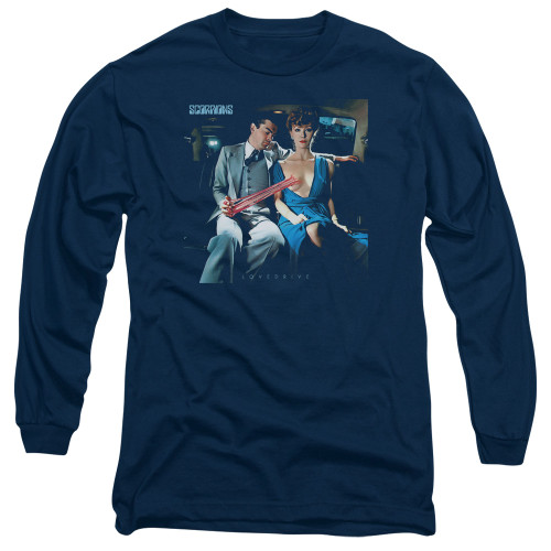 Image for Scorpions Long Sleeve Shirt - Love Drive