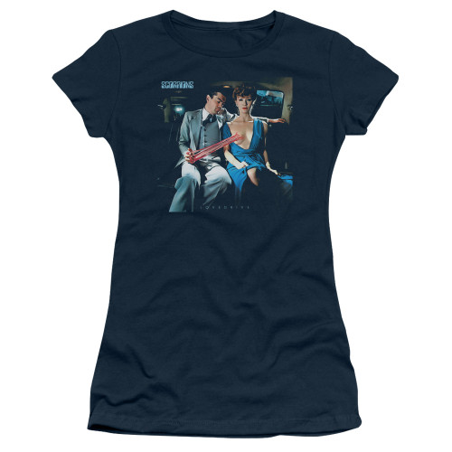 Image for Scorpions Girls T-Shirt - Love Drive