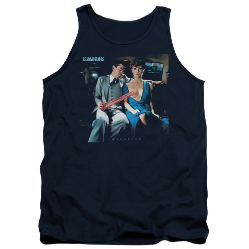Image for Scorpions Tank Top - Love Drive