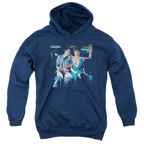 Image for Scorpions Youth Hoodie - Love Drive