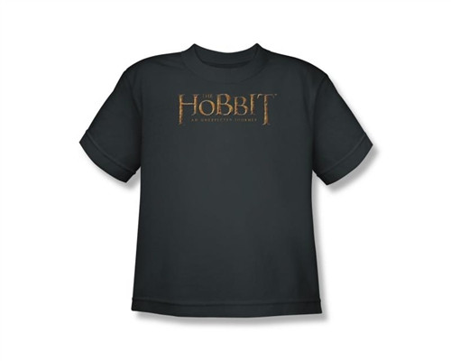 Image Closeup for The Hobbit Youth T-Shirt - Middle Earth Map