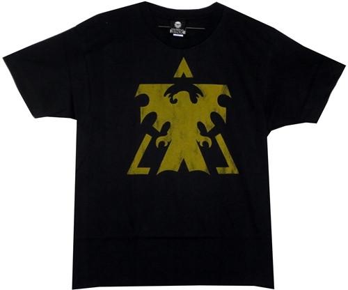 Image for Starcraft II Terran Logo T-Shirt