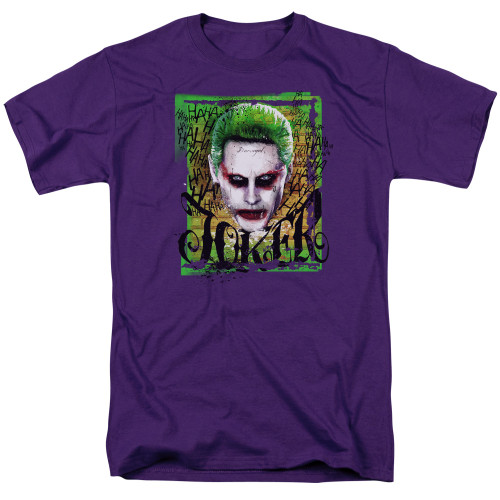 Image for Suicide Squad T-Shirt - Empire Joker