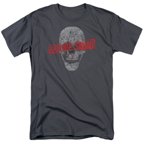 Image for Suicide Squad T-Shirt - Skull