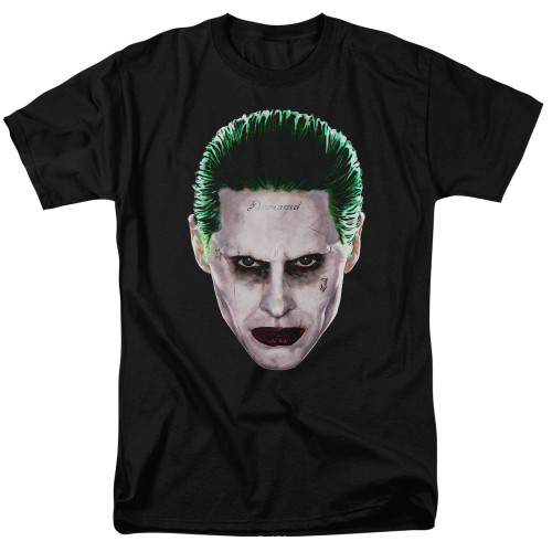 Image for Suicide Squad T-Shirt - Joker Head