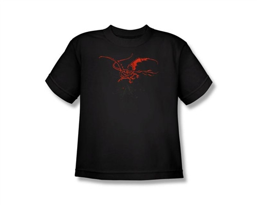 Image Closeup for The Hobbit Youth T-Shirt - Smaug