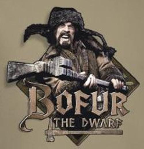 Image for The Hobbit Bofur the Dwarf long sleeve T-Shirt