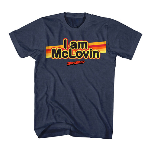 Image for Superbad I am McLovin T-Shirt
