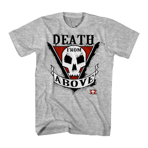Image for Starship Troopers Death From Above T-Shirt