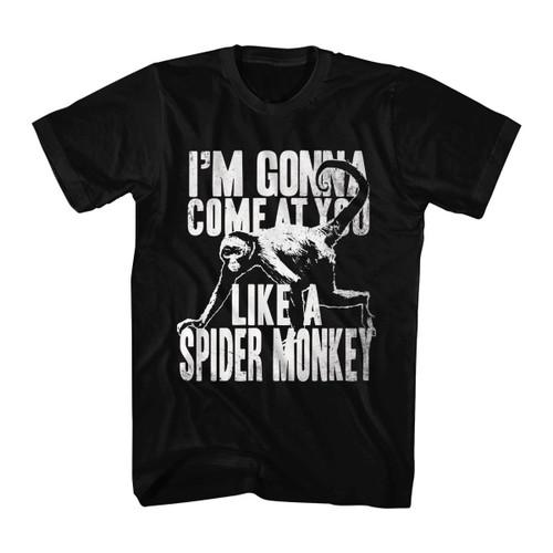 Image for Talladega Nights Spider Monkey T-Shirt