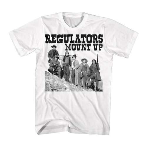Image for Young Guns Mount Up T-Shirt