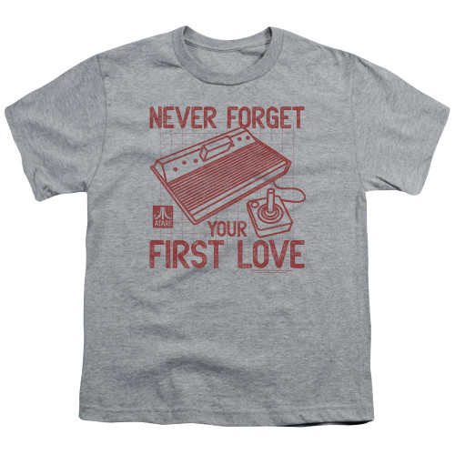 Image for Atari Youth T-Shirt - Never Forget Your First Love