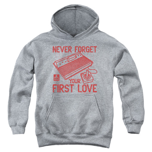 Image for Atari Youth Hoodie - Never Forget Your First Love