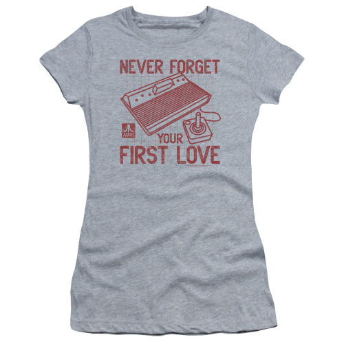 Image for Atari Girls T-Shirt - Never Forget Your First Love