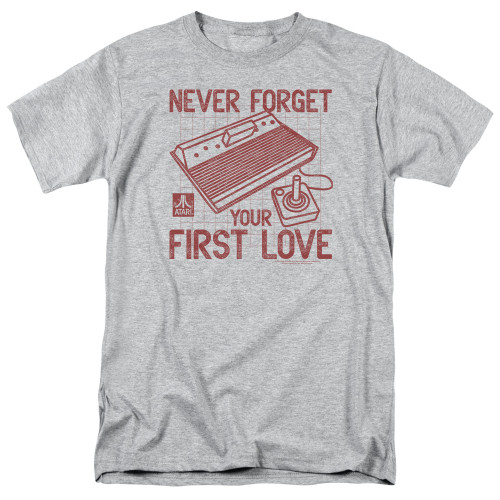 Image for Atari T-Shirt - Never Forget Your First Love
