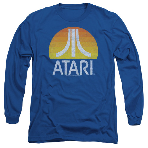 Image for Atari Long Sleeve T-Shirt - Sunrise Eroded