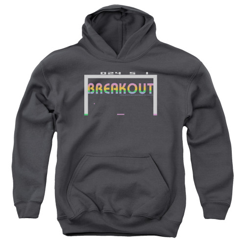 Image for Atari Youth Hoodie - Breakout 2600