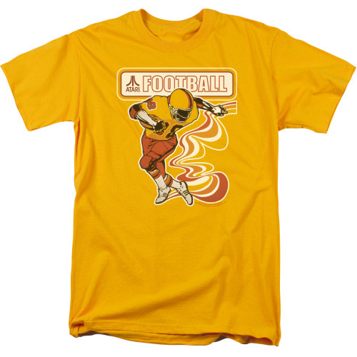 Image for Atari T-Shirt - Football Player