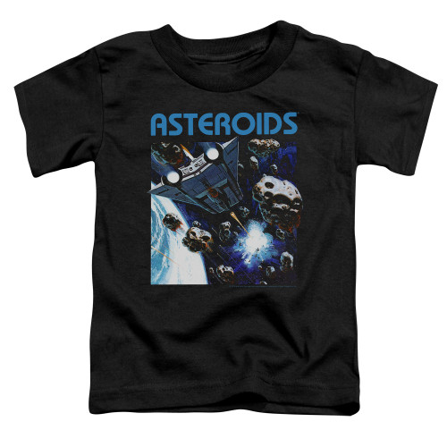 Image for Atari Toddler T-Shirt - 2600 Asteroids