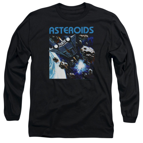 Image for Atari Long Sleeve T-Shirt - 2600 Asteroids