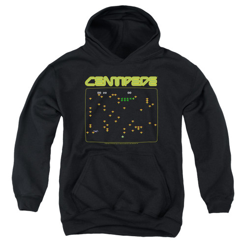 Image for Atari Youth Hoodie - Centipede Screen