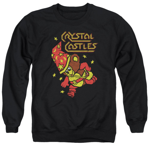 Image for Atari Crewneck - Crystal Castles Bear