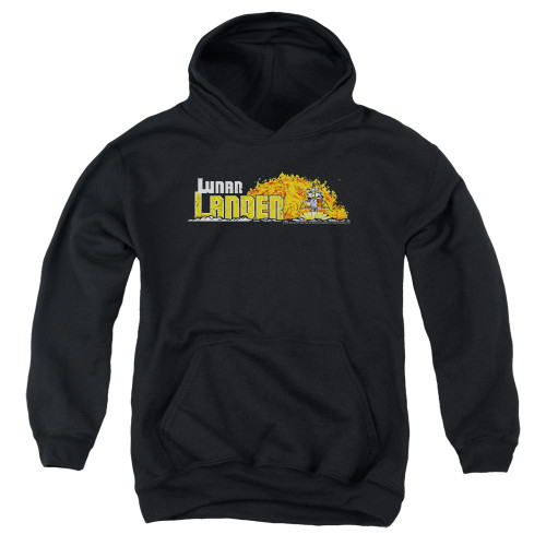 Image for Atari Youth Hoodie - Lunar Lander Marquee