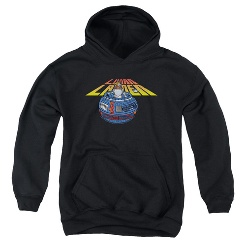 Image for Atari Youth Hoodie - Lunar Lander Globe
