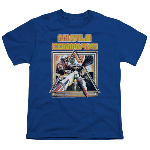 Image for Atari Youth T-Shirt - Missile Command