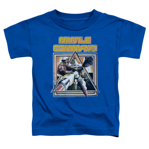 Image for Atari Toddler T-Shirt - Missile Command