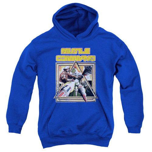 Image for Atari Youth Hoodie - Missile Command