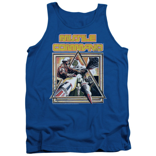 Image for Atari Tank Top - Missile Command