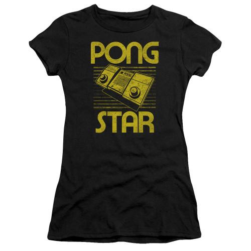 Image for Atari Girls T-Shirt - Pong Star