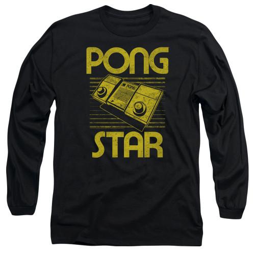 Image for Atari Long Sleeve T-Shirt - Pong Star