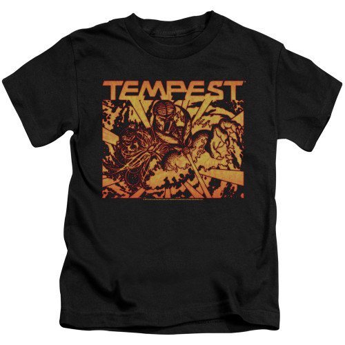 Image for Atari Kids T-Shirt - Tempest Demon Reach