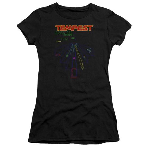Image for Atari Girls T-Shirt - Tempest Screen