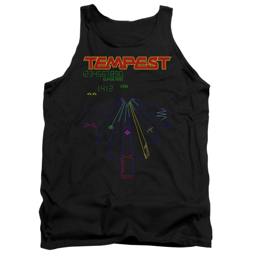 Image for Atari Tank Top - Tempest Screen